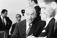 Première réunion de la Commission unique - Commission Rey