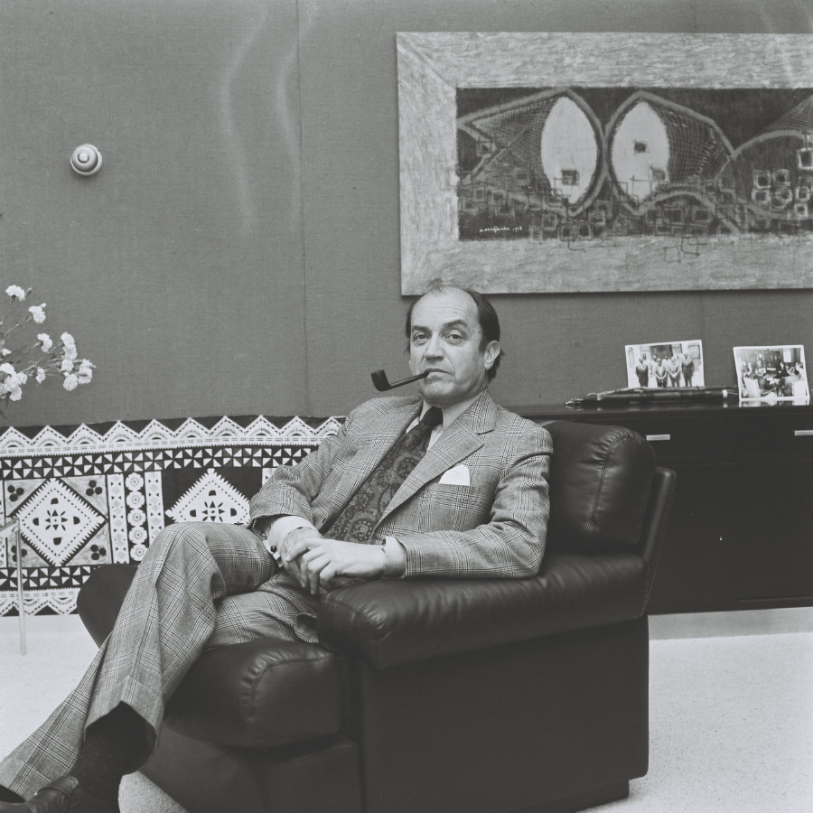 Claude Cheysson, membre de la CCE
