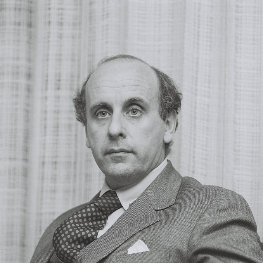 Etienne Davignon, Member designate of the CEC