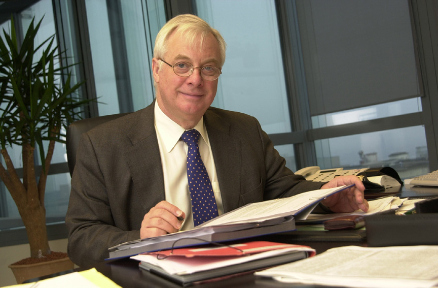 Christopher Patten, Member of the EC