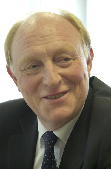 Neil Kinnock, Vice-President of the EC