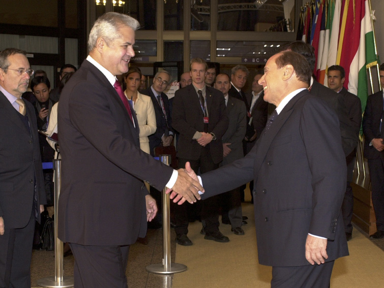 Brussels European Council and Intergovernmental Conference, 16-17/10/2003