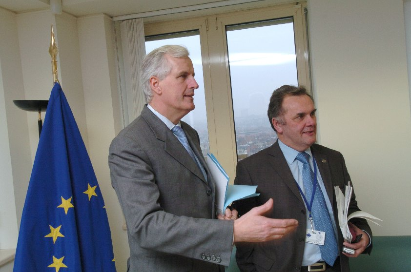 Visit of Albert Bore, President of the Committee of the Regions of the EU, to the EC