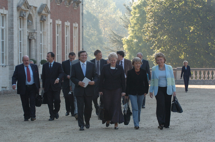 Seminar of the College of the Barroso Commission