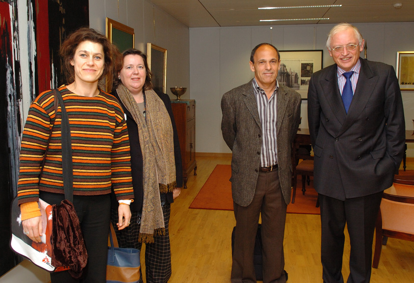 Visit by Karim Laouabdia, Director of the Campaign for Access to Essential Medicines, organised by