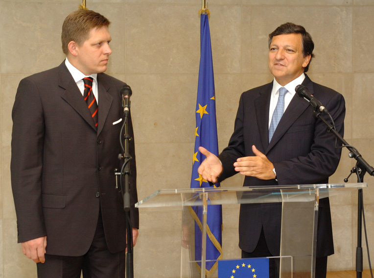 Visit by Robert Fico, Slovak Prime Minister, to the EC
