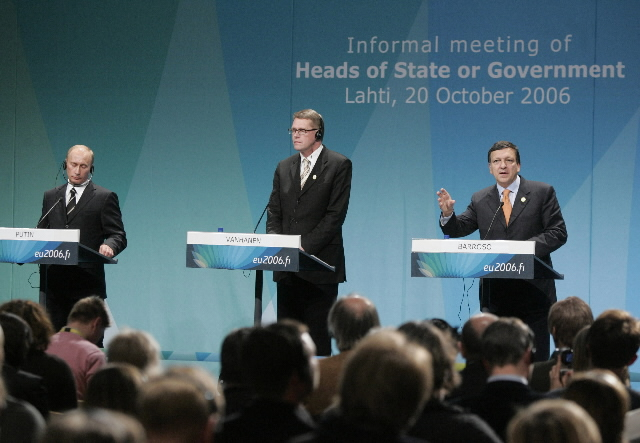 Lahti informal meeting of Heads of State or Government