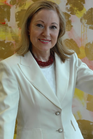 Portrait of Benita Ferrero-Waldner, Member of the EC