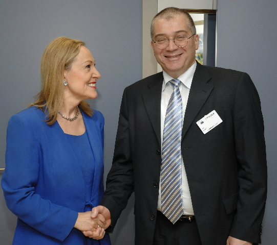 Visit of Araz Azimov, Azerbaijani Deputy Minister for Foreign Affairs, to the EC