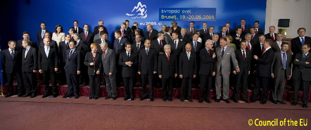 European Council in Brussels, 19-20/06/2008
