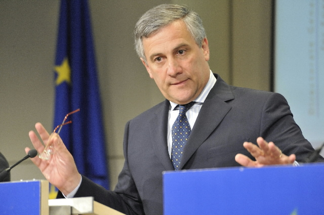 Press Conference by Antonio Tajani, Vice-President of the EC, on the Single European Sky II for safer, greener and more punctual flying