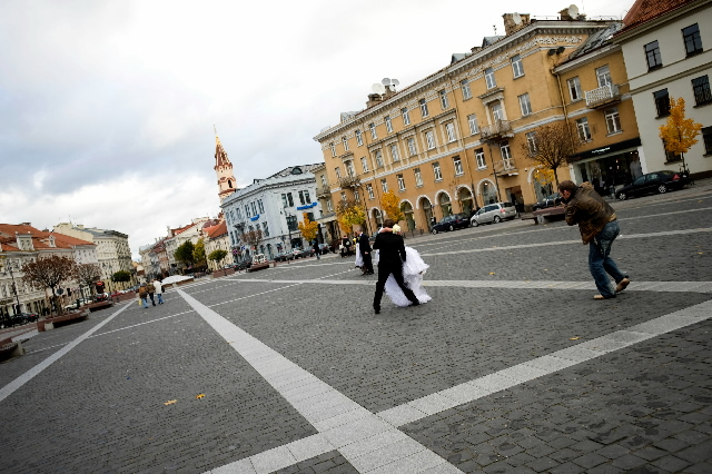 The capitals of the EU: Vilnius