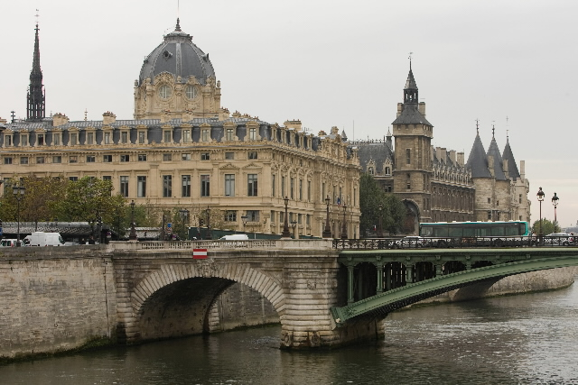 The capitals of the EU: Paris