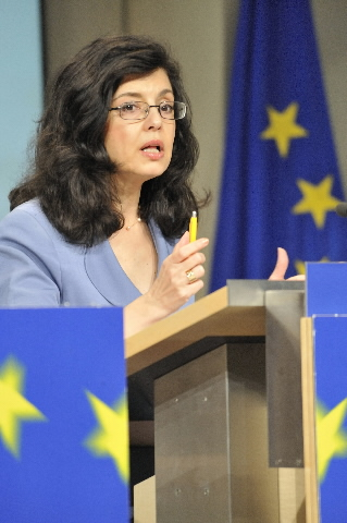 Press conference of Meglena Kuneva, Member of the EC, following the publication of the Annual RAPEX Report 2008