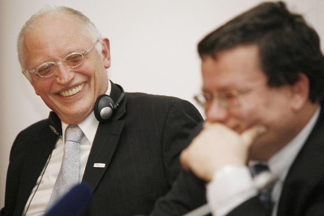 Visit of José Manuel Barroso, President of the EC, to Prague