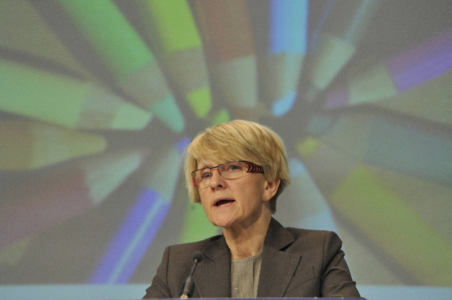 Press conference by Danuta Hübner, Member of the EC, on the Strategy for the Baltic Sea Region