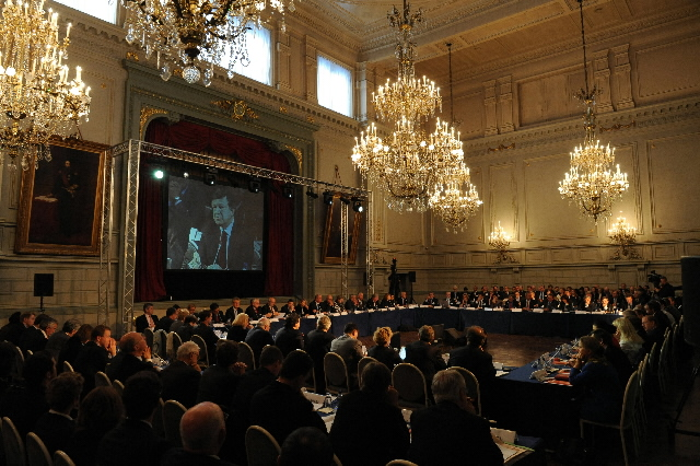 Participation of José Manuel Barroso, at the high-level roundtable on the State of Europe
