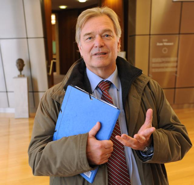 Karl-Friederich Falkenberg, Director-General at the EC