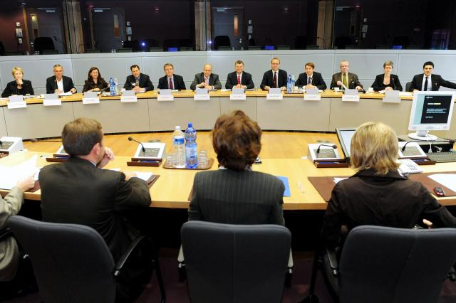 Visit of representatives of brand industries to the EC