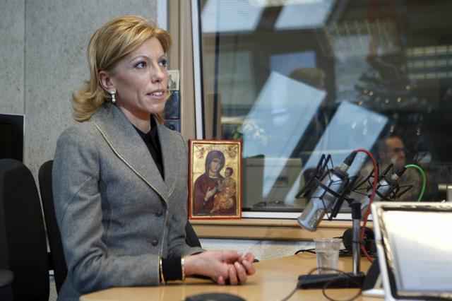 Rumiana Jeleva, membre désignée de la CE