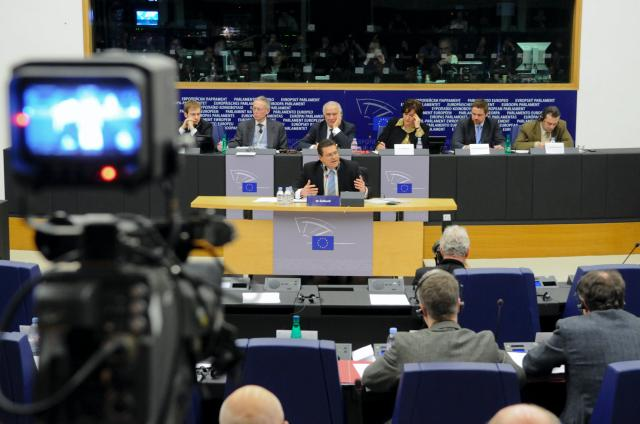 Hearing of Maroš Šefčovič, Vice-President designate of the EC, at the EP