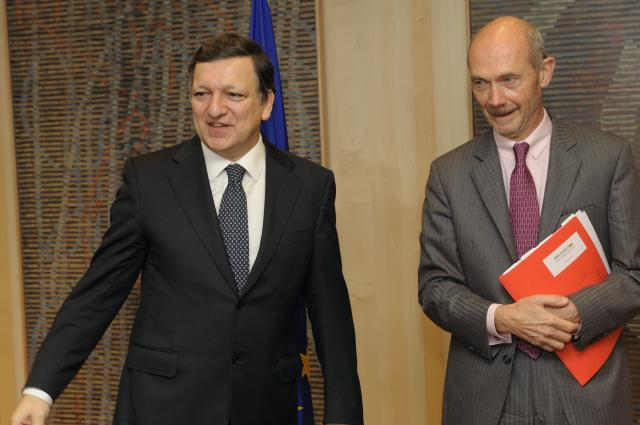 Visit of Pascal Lamy, Director General of the WTO, to the EC