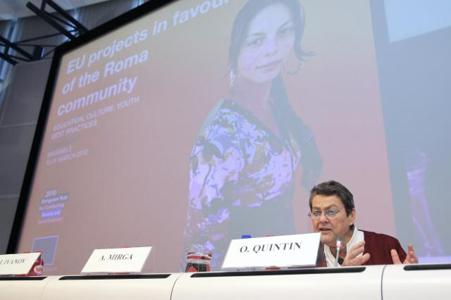 Brussels conference on EU projects in support of Roma community