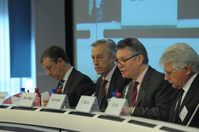 Participation of Karel De Gucht, Member of the EC, at the conference on the European Union's trade policy towards developing countries