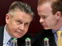 Visit Karel De Gucht, Member of the EC, to Prague