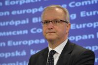 Press conference by Olli Rehn, Member of the EC, on Greece's economic and budgetary situation