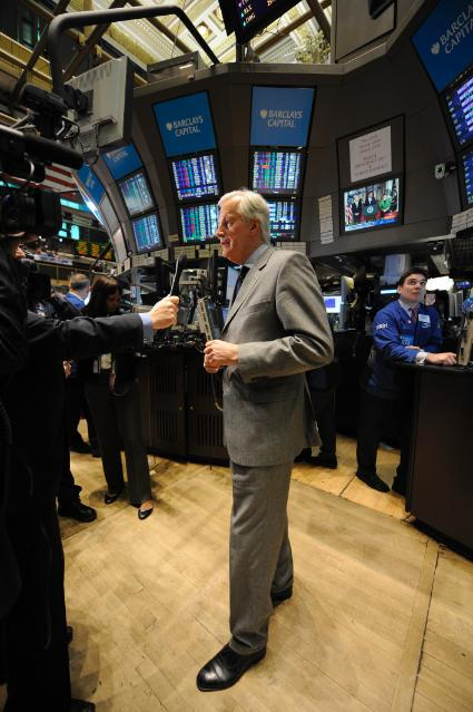 Visit of Michel Barnier, Member of the EC, to the United States