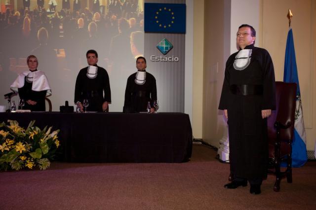 Visit of José Manuel Barroso, President of the EC, to Rio de Janeiro