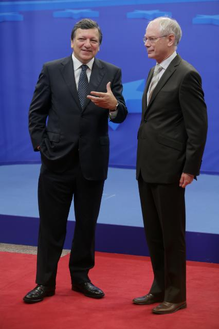 Participation of José Manuel Barroso, President of the EC, at the EU/South Korea Summit