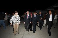 Visit of Kristalina Georgieva, Member of the EC, to Yemen