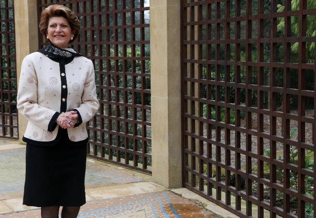 Interview by Androulla Vassiliou, Member of the EC, with the Europa Nostra magazine