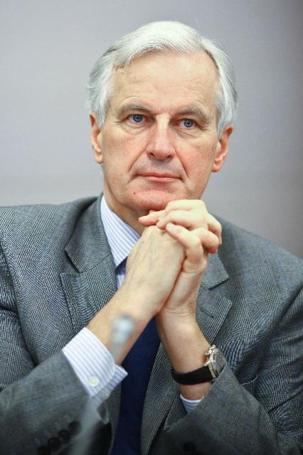Visit of Michel Barnier, Member of the EC, to Romania
