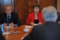 Visit of Kristalina Georgieva, Member of the EC, to Russia