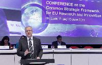 Conference on the Common Strategic Framework for EU research and innovation funding