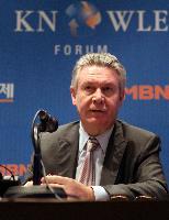 Visit of Karel De Gucht, Member of the EC, to South Korea