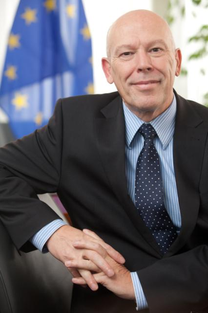 Jos Delbeke, Director-General at the EC