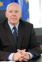 Jos Delbeke, directeur général à la CE