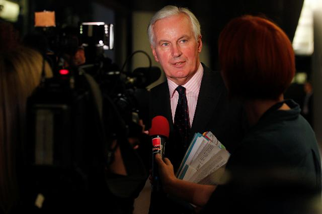 Press conference by Michel Barnier, Member of the EC, on the major changes to the existing rules on credit rating agencies