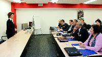 Visit of representatives of the Greek Cypriot and Turkish Cypriot Political Parties to the EC