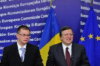 Visit of Mihai-Răzvan Ungureanu, Romanian Prime Minister, to the EC