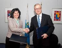 Signature d'un accord monétaire entre Saint-Marin et l'UE