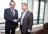 Visit of Karim Massimov, Kazakh Prime Minister, to the EC