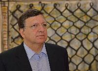 Visit of José Manuel Barroso, President of the EC, to the Middle East