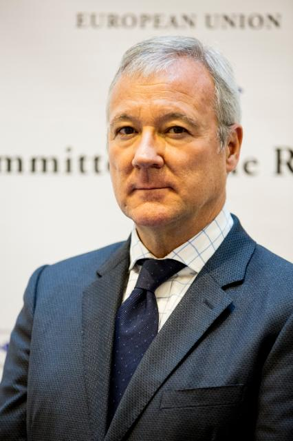 Ramón Luis Valcárcel Siso, President of the Committee of the Regions of the EU