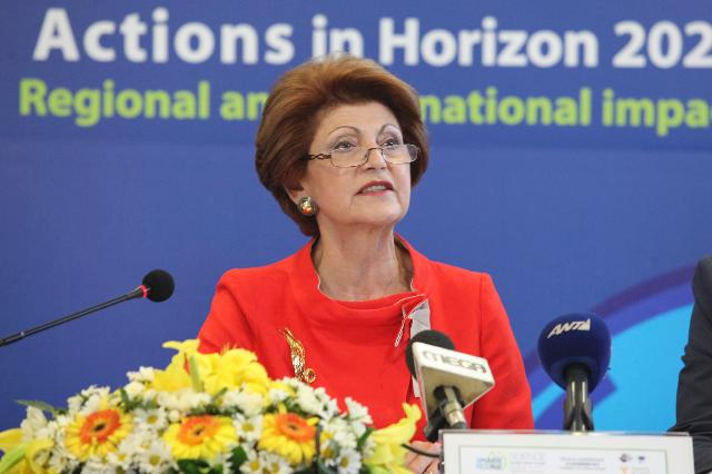 Participation of Androulla Vassiliou, Member of the EC, at the ceremony announcing the winners of the first Marie Curie Prize and the conference