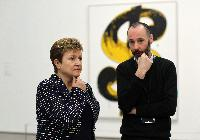 Visite de Kristalina Georgieva, membre de la CE, à Belfast et à Dublin